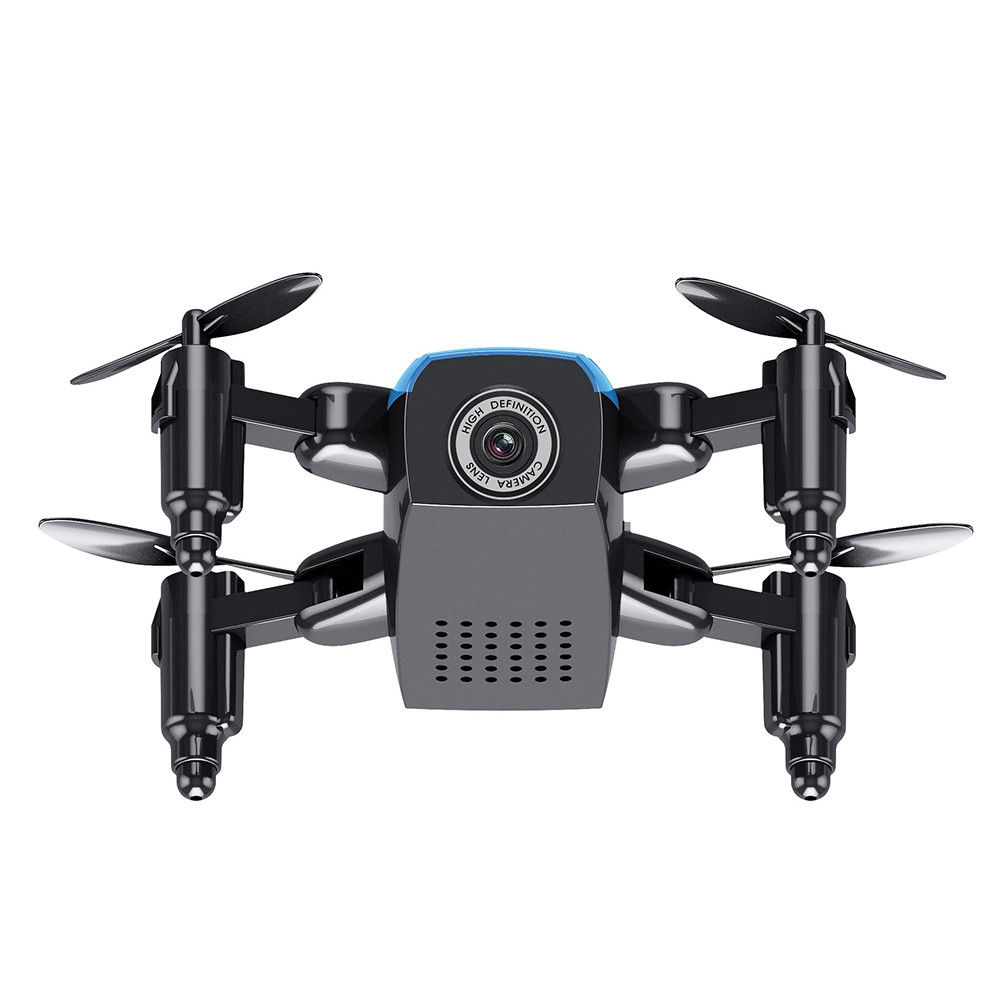 Cloudrover S9HW Foldable Transformable RC Mini Drone with HD Camera Altitude Hold Toys for Children as Christmas Gift
