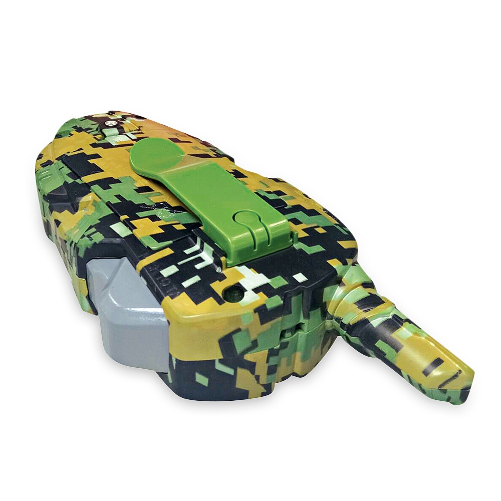Military Walkie-talkie Childrens Toy 2pcs
