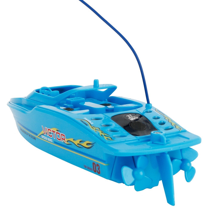 3392 4-channel Remote Control Boat with Remote Control