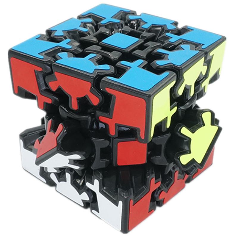 3D Gear Shape Puzzle Cube Education Cube Toy