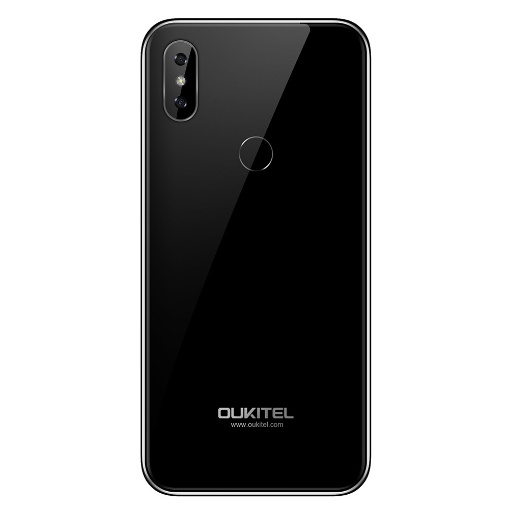 OUKITEL C13 Pro 4G Phablet 6.18 inch Android 9.0 OS MT6739 Quad Core 1.5GHz IMG 8XE 1PPC 2GB RAM 16GB ROM 3 Camera 3000mAh Battery Built-in