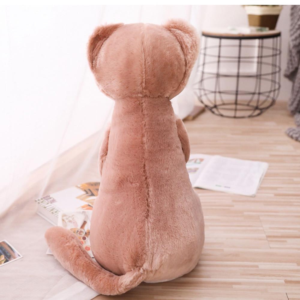 Creative Sitting Ferret Plush Toy Birthday Gift