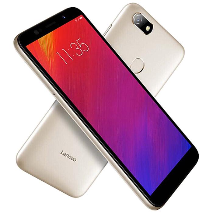 Lenovo A5 4G Smartphone 5.45 inch Android 8.1 MT6739 Quad Core 1.5GHz 3GB RAM 16GB ROM 13.0MP Rear Camera Fingerprint Sense 4000mAh Built-in Global Version