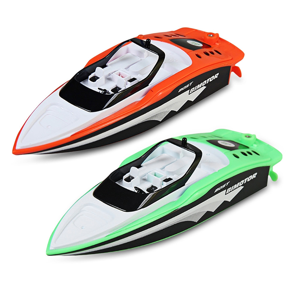 Mini 4 Channels Remote Control Boat 3392M