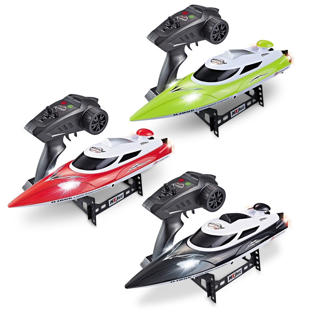HJ806 2.4G High Speed Remote Control Boat
