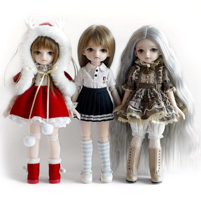 Monst Simulation Cute BJD Doll Toy from Xiaomi Youpin