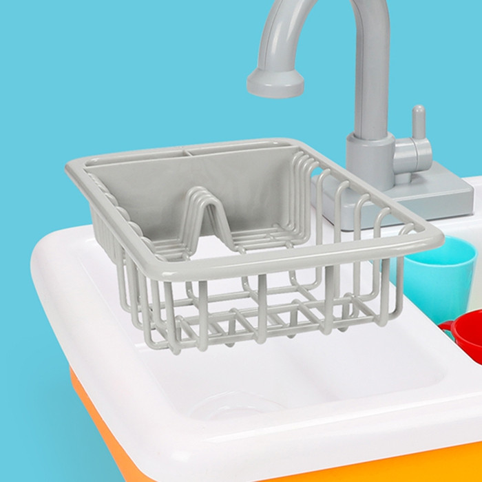 Automatic Circulation Water Educational Toy Dishwashing Set