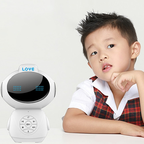 LOYE LY - L4 Intelligent Voice Dialogue Early Education Robot
