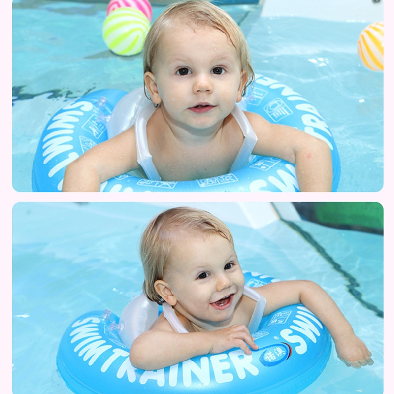 Baby Underarm Swimming Lap