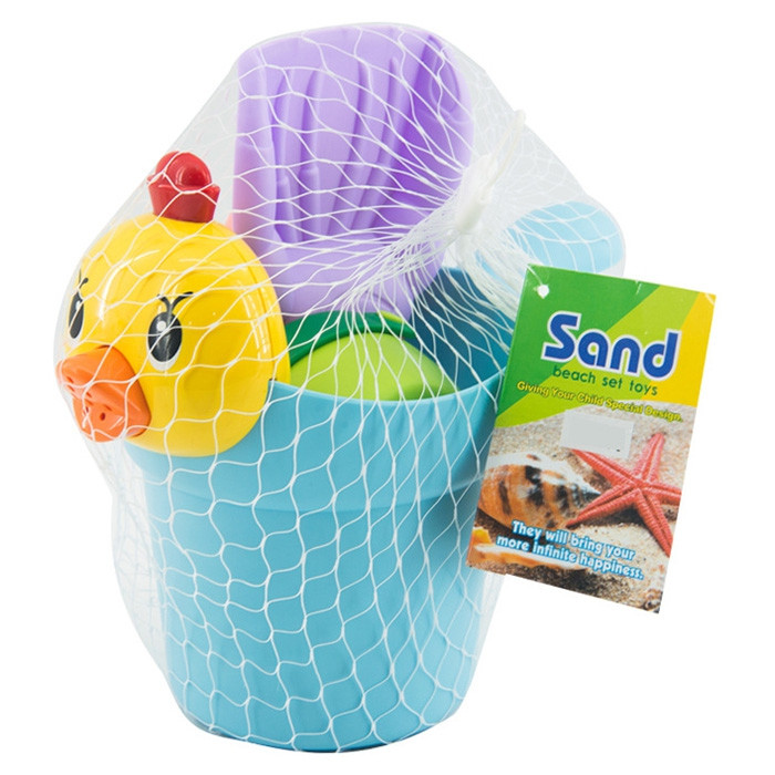 Beach Baby Bathroom Shower Toy Set with Water Scoop 5pcs
