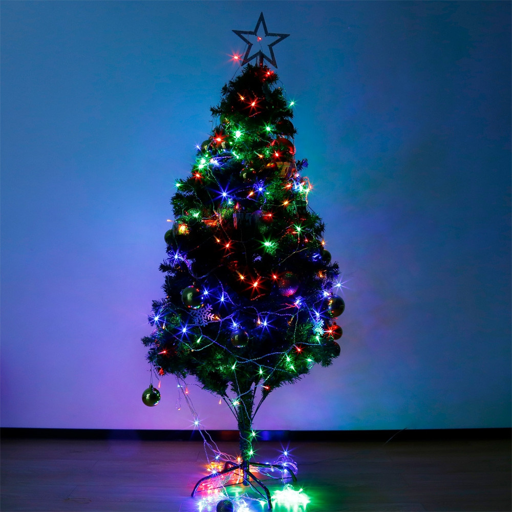 C3047 3 x 3m 304 LEDs Window Curtain String Light for Wedding Christmas Decor