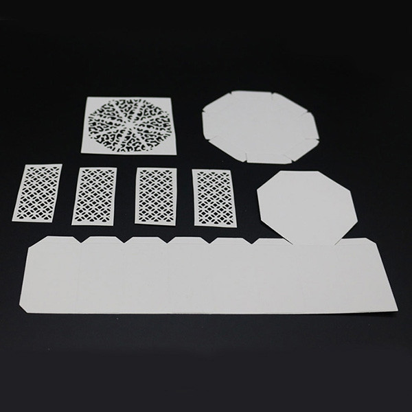 Metal Cutting Dies Set Hollow Design Embossing Template DIY Gift Box Stencil