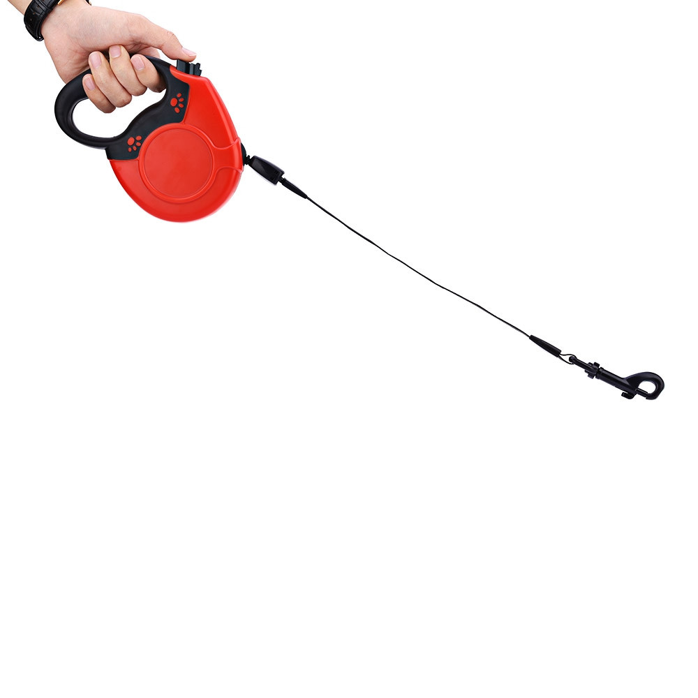 8m Extendable Retractable Pet Training Lead Leash for Medium Large Dog
