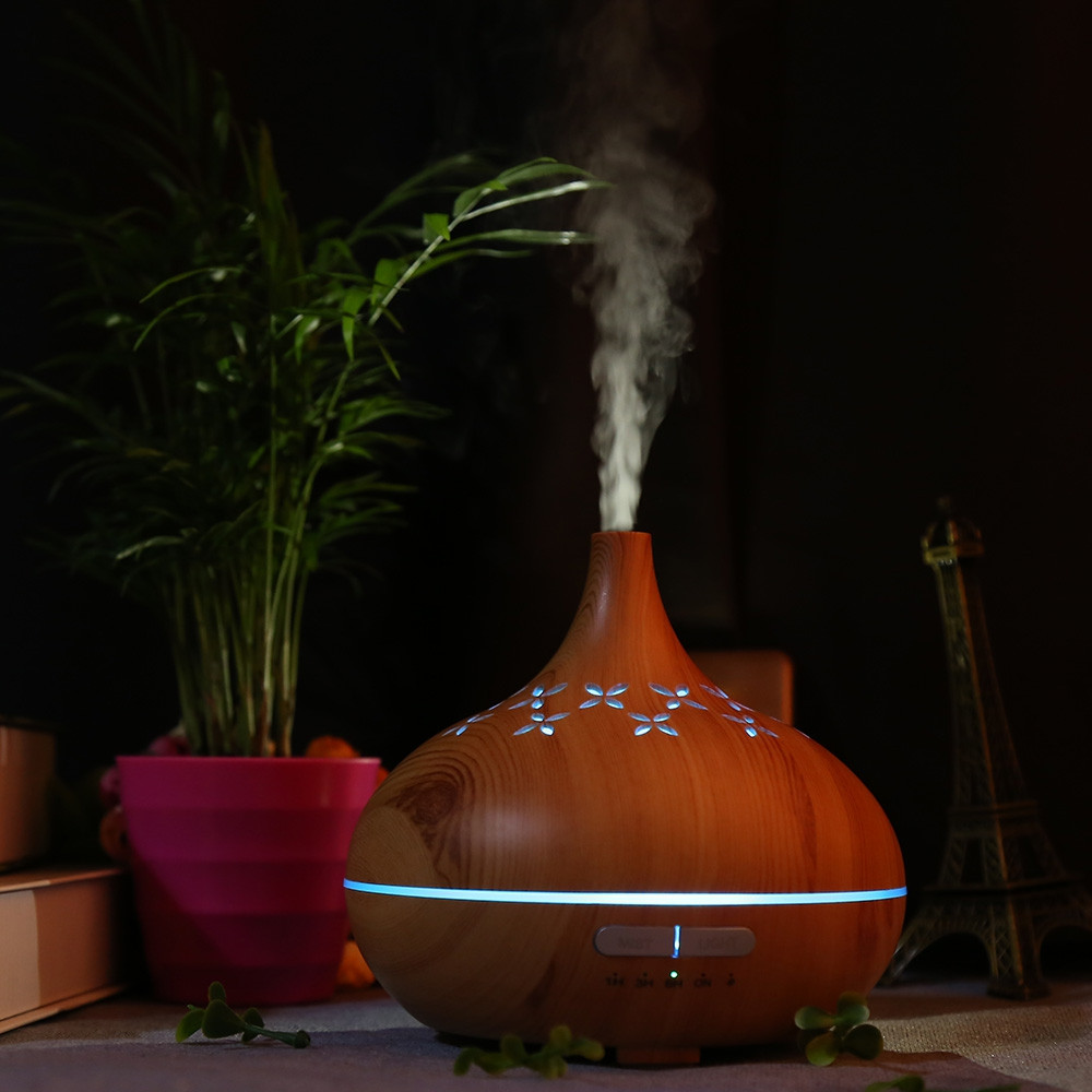 Aromatherapy Humidifier with Night Light