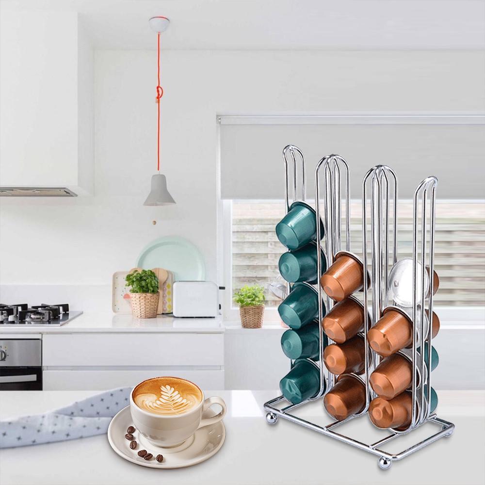 Coffee Capsule Stand Storage Rack Holder