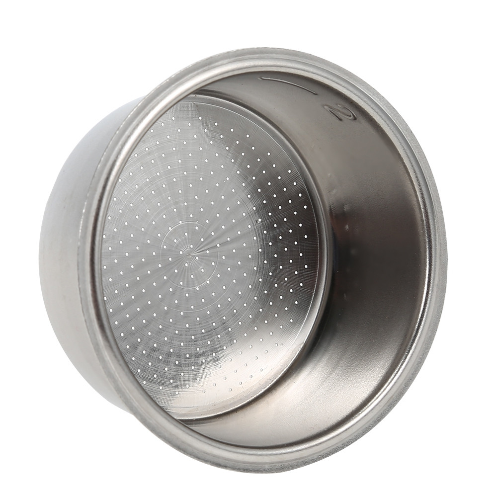 Gustino Durable Stainless Steel Porous Filter for Coffee Maker