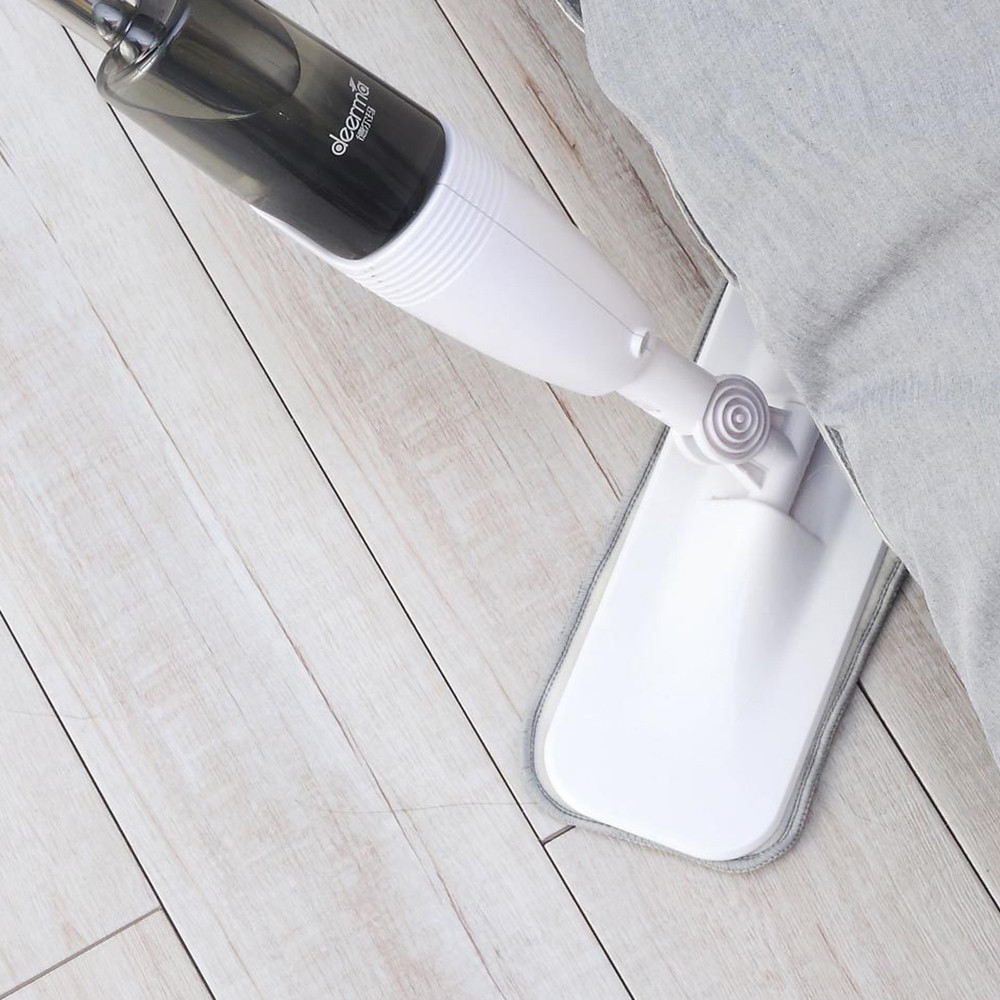 deerma Labor Saving Lightweight Water Spray Mop from mijia youpin