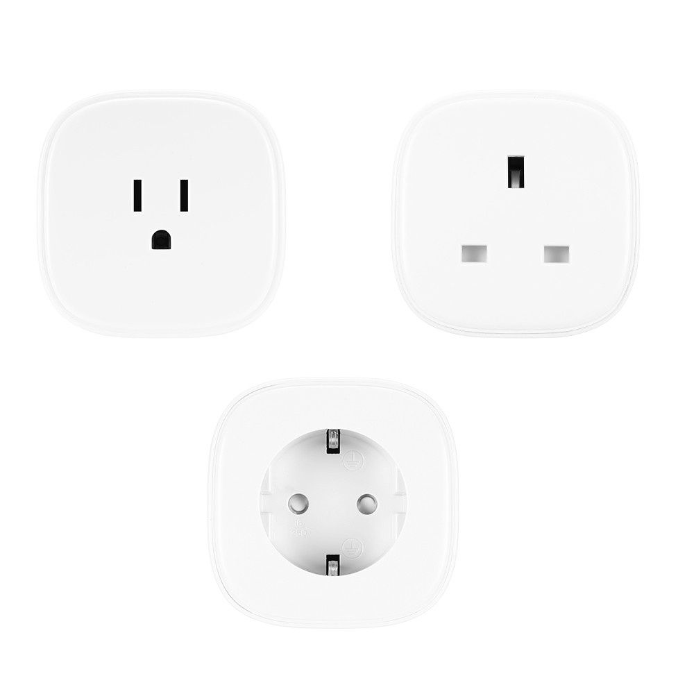 Meross MSS210 Mini Smart WiFi Plug Support for Google Assistant / Amazon Alexa