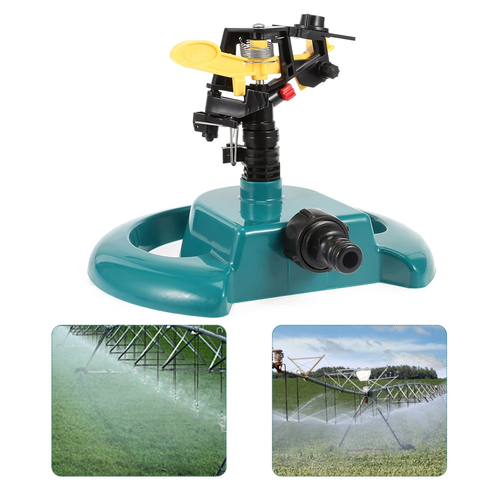 360 Degree Rotating Fishpond Garden Water Sprayer