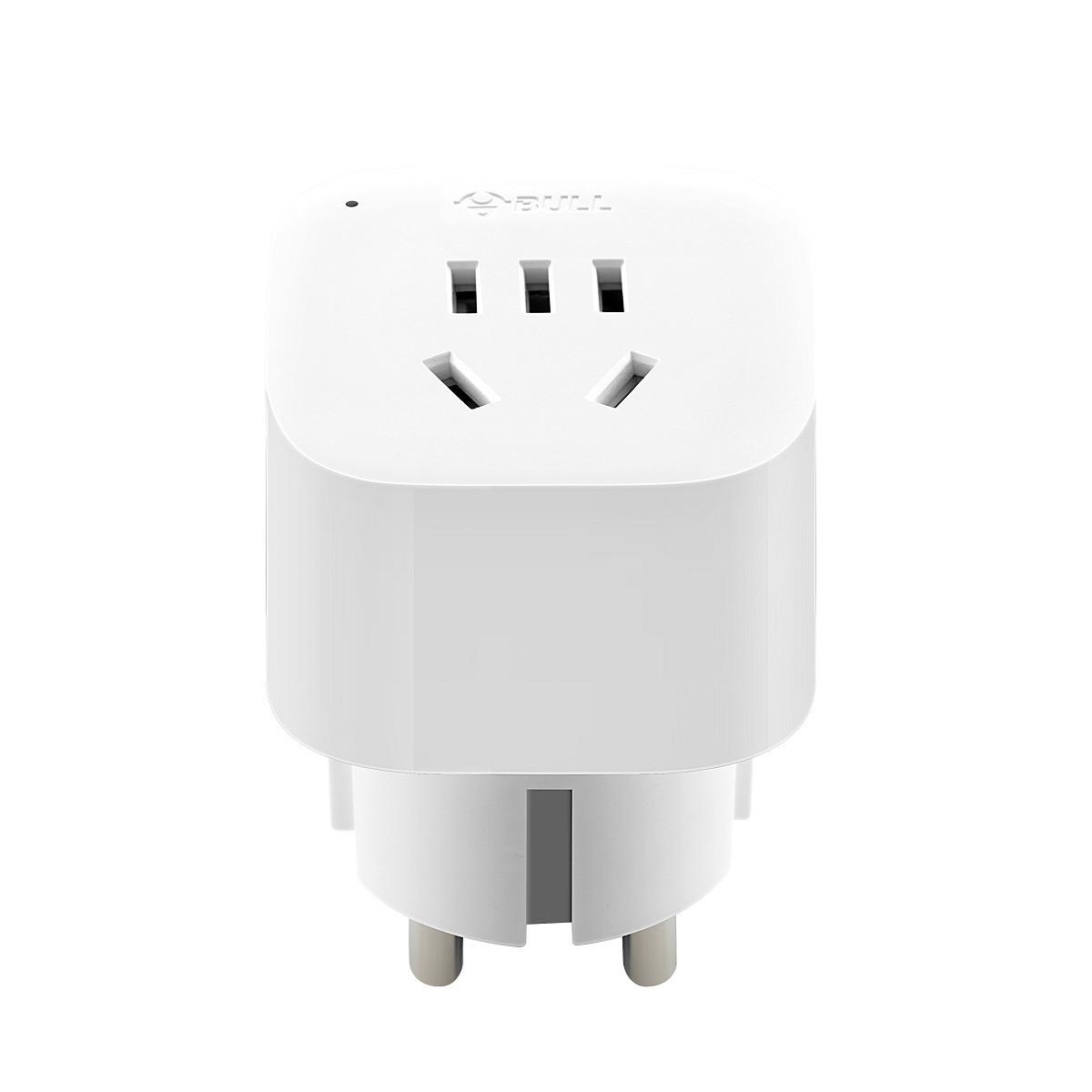 Bull Converter Plug GN-L01G Adaptor DE EU KP