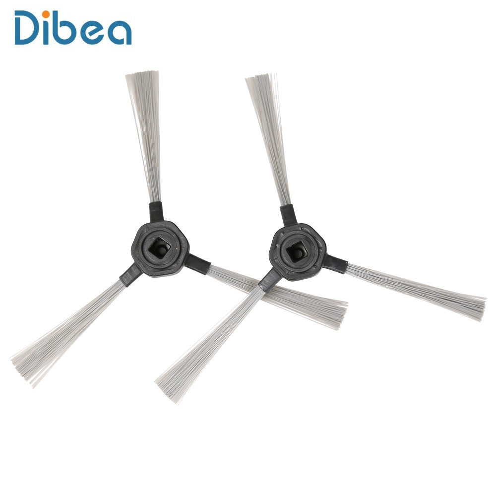 2pcs Side Brushes for Dibea D960 Robotic Vacuum Cleaner
