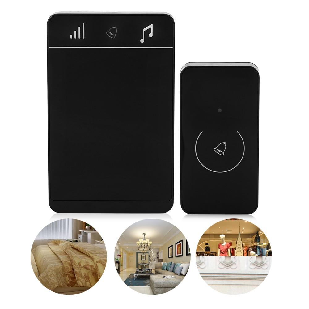 HD - 03 Portable Waterproof Wireless Doorbell Kit Touch Sensor