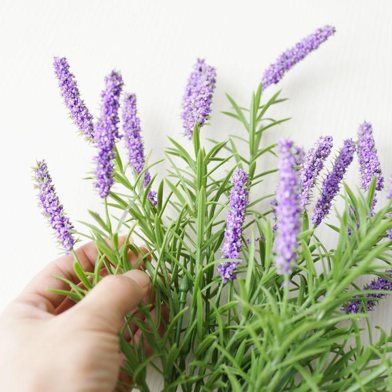 LmDec 17HY01 Fake Lavender 21 Head