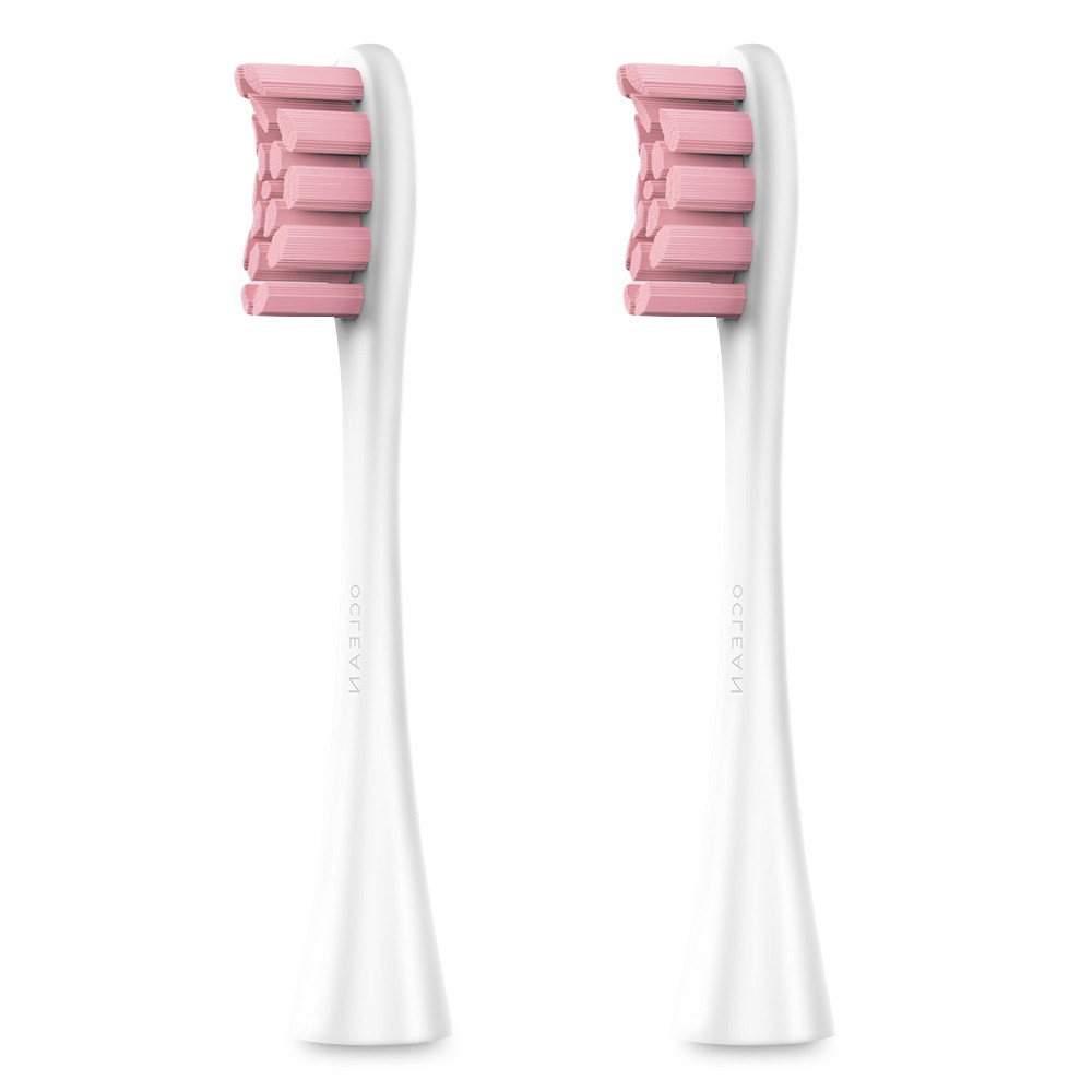 2PCS Oclean SE / One / Air Replacement Brush Head for Electric Sonic Toothbrush