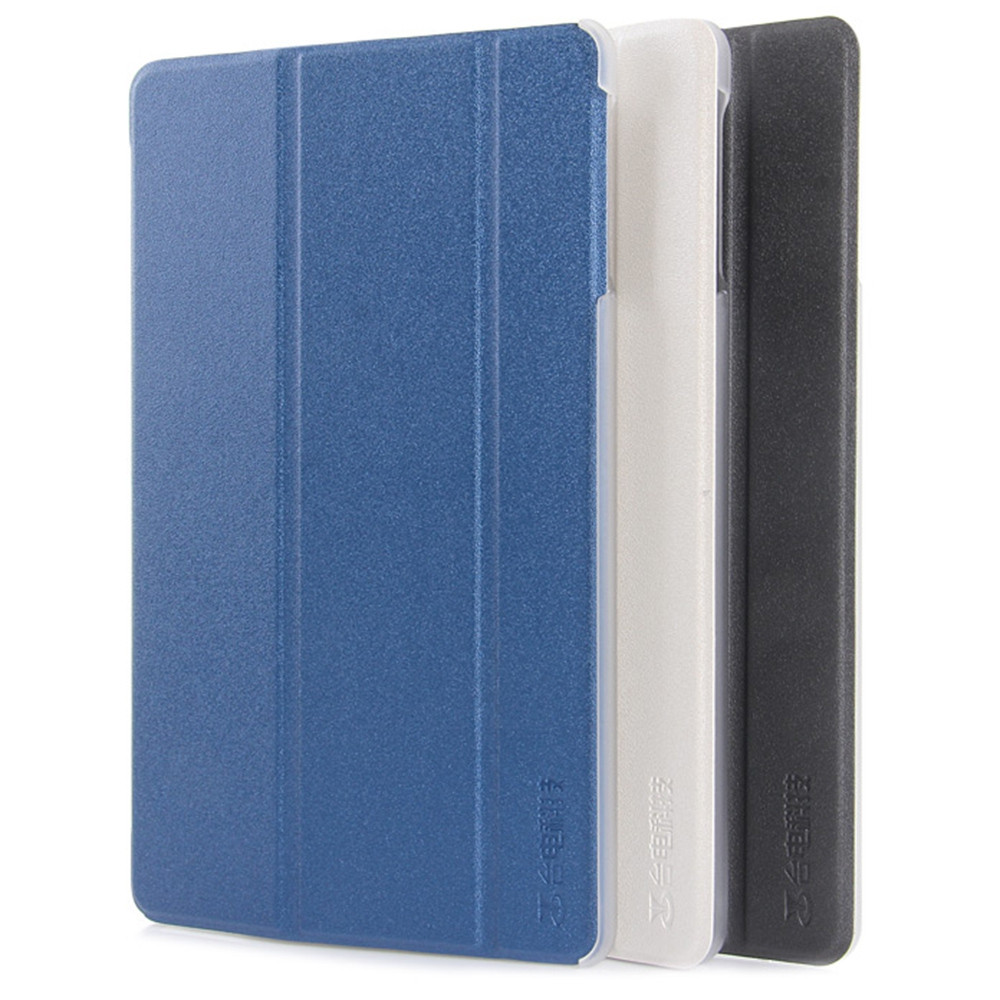 8 inch Tablet PC Protective Case Cover with Stand Function Triple Folding Special Design for Teclast p80 3G / x80HD