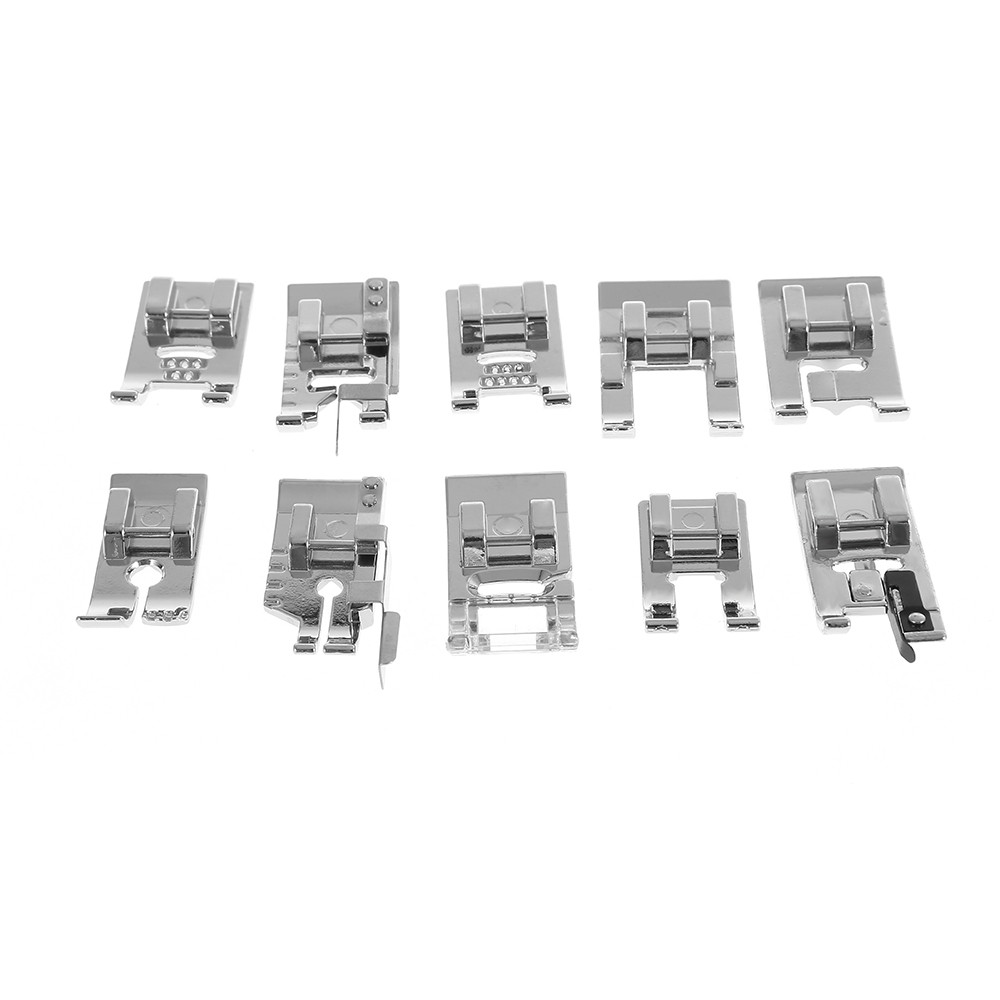 Domestic Sewing Machine Presser Foot Accessories Set Tool
