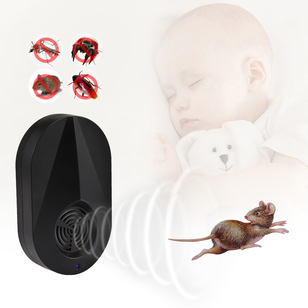 Electronic Intelligent Mouse Mosquito Pest Repeller