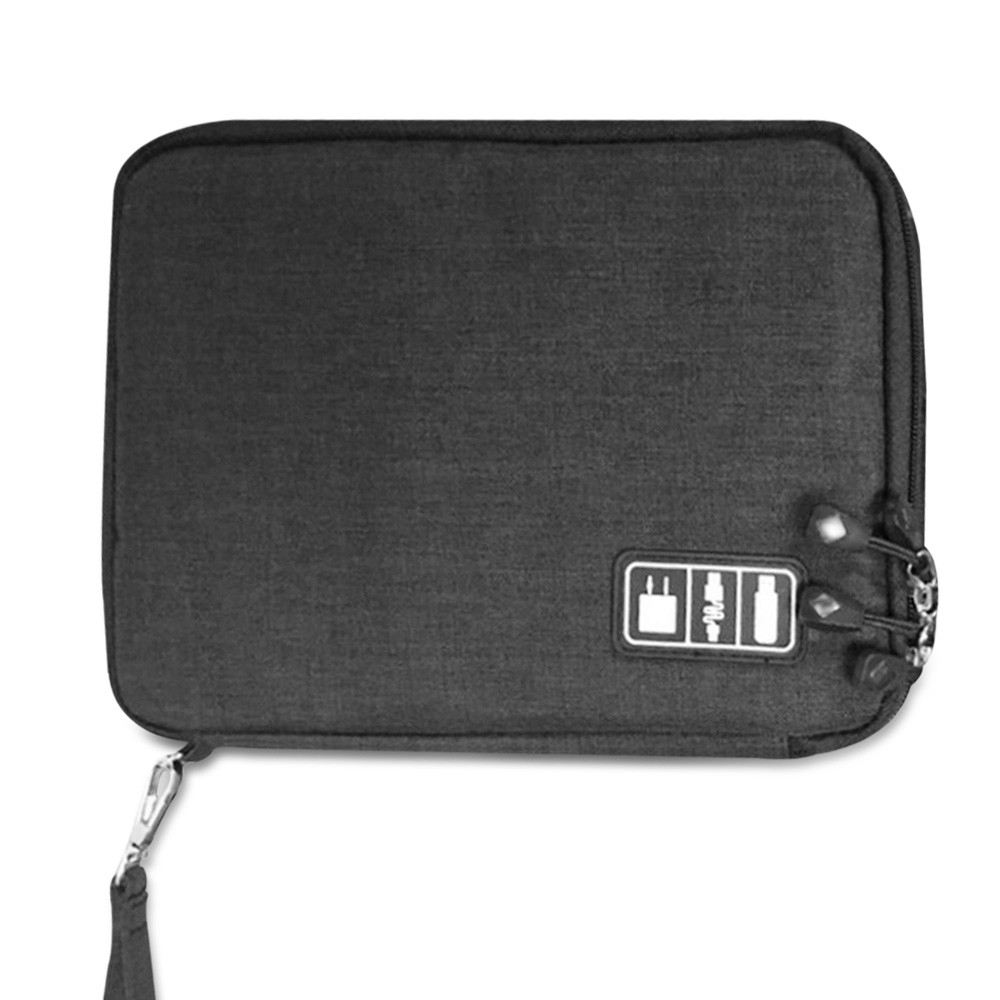 Double Layer Waterproof Electronic Accessories And Product Storage Bag