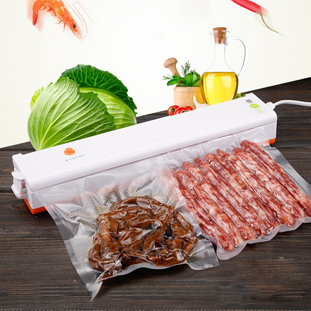 Automatic Electric Food Vacuum Sealer Packaging Machine