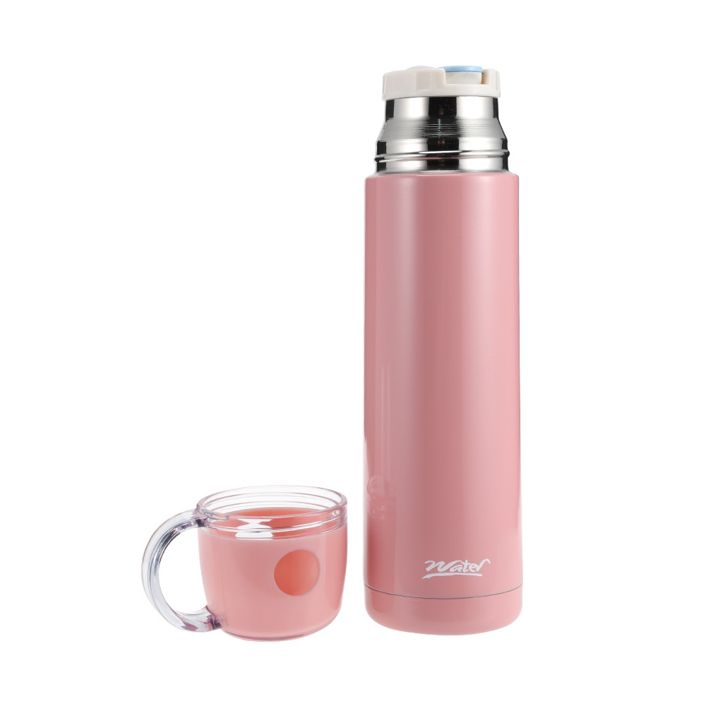 500ML Portable Stainless Steel Vacuum Cup