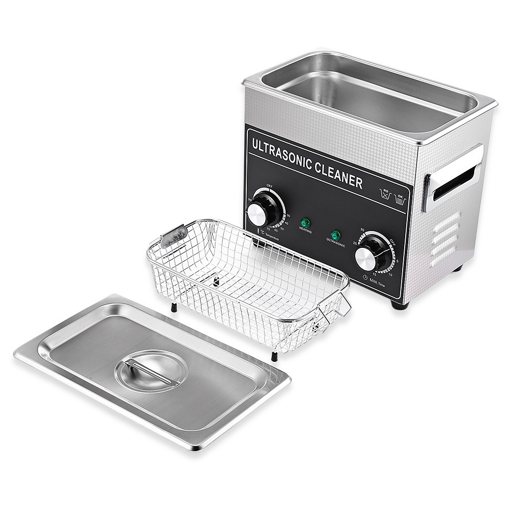 CJ - 020 3.2L Ultrasonic Cleaner Machine with Heater Timer