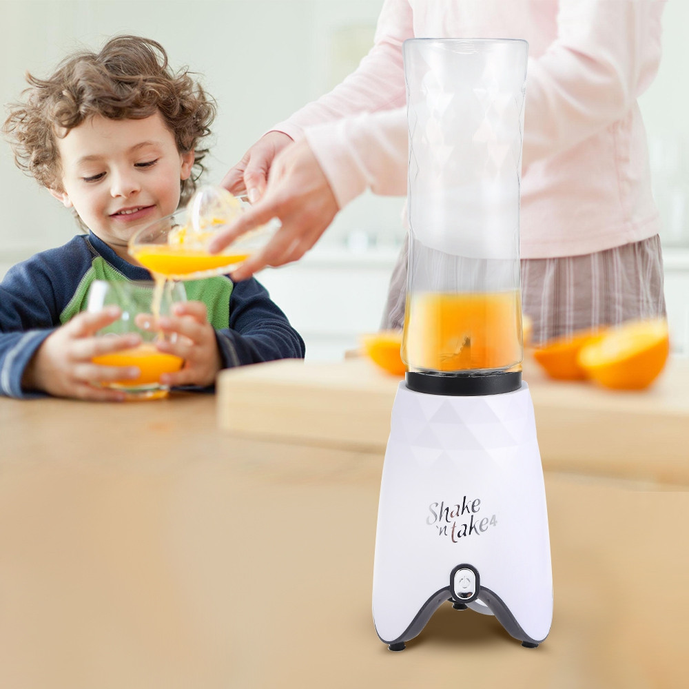 Household Portable Mini Electric Juicer