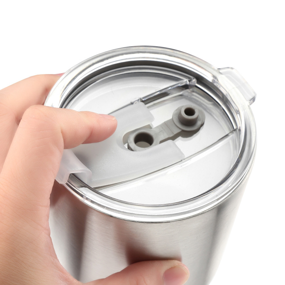 Double Vacuum Insulation Stainless Steel Outdoor Travel Cup