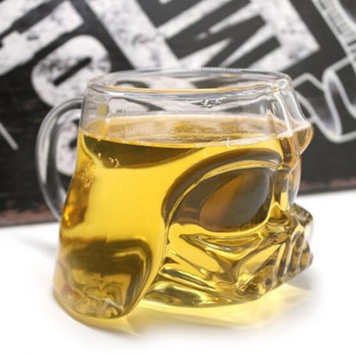 Funny Glass Beer Mug