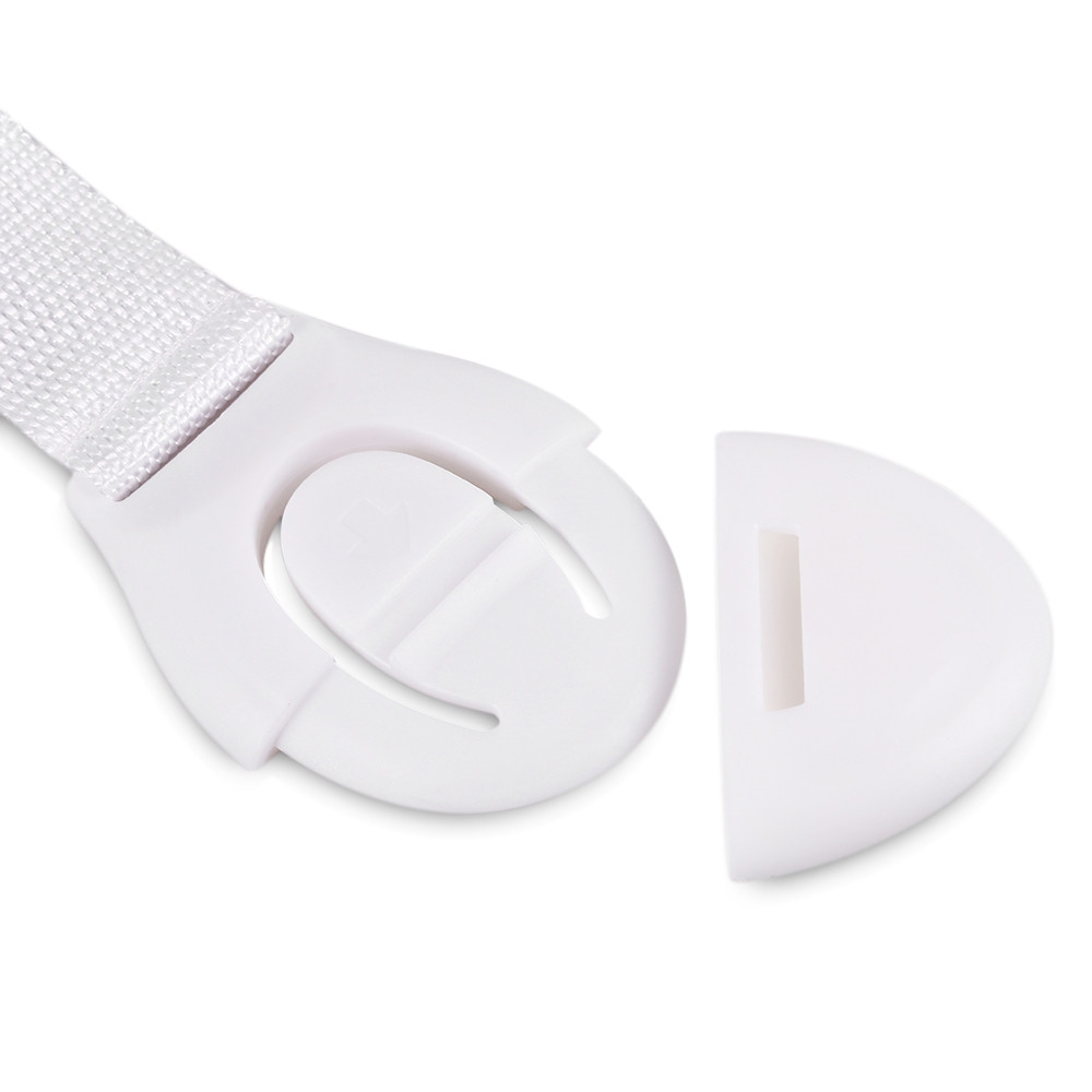 10pcs Multi-functional Lengthening Drawer Lock for Infant Safety