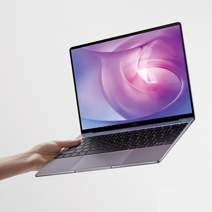 HUAWEI WRT - W19B MateBook 13.0 inch Windows 10 Chinese Home Version Intel Core i7-8565U Quad Core 1.8GHz 8GB RAM 512GB SSD Fingerprint Sensor 3670mAh Built-in