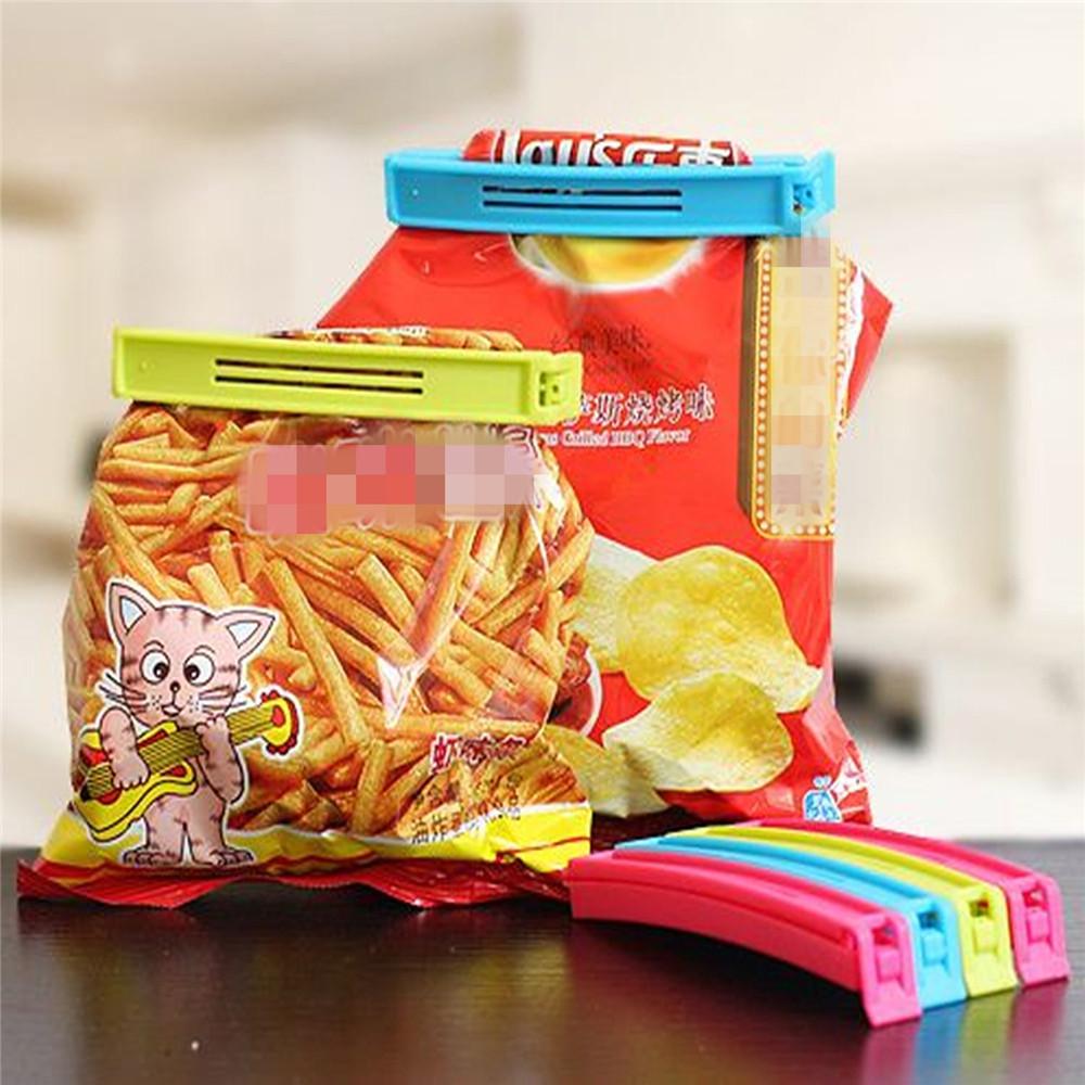 6PCS Kitchen Plastic Rack Holder
