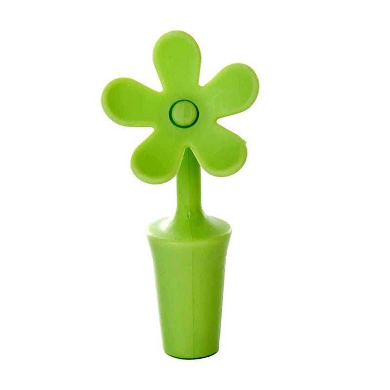 DIHE Silica Gel Flower Bottle Stopper Environmental Protection Plug