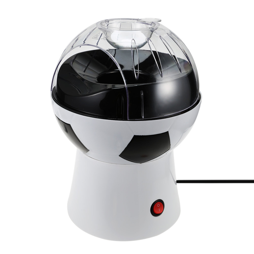 Electric Household Football Style Popcorn Machine